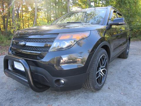 2014 Ford Explorer for sale in Natick, MA