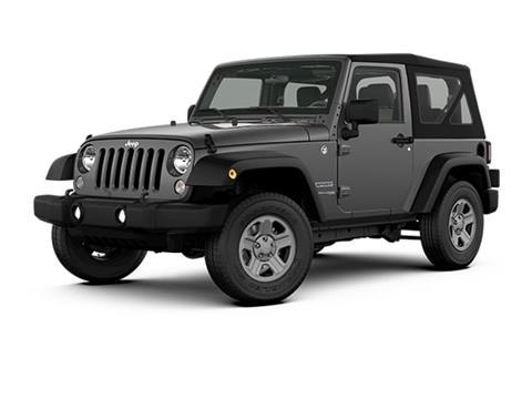 2018 Jeep Wrangler for sale in Natick, MA