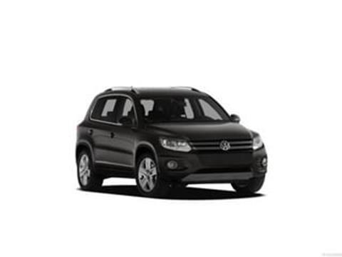 2012 Volkswagen Tiguan for sale in Natick, MA