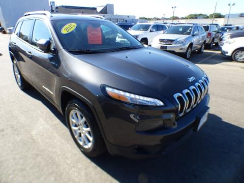 2015 Jeep Cherokee for sale in Natick, MA