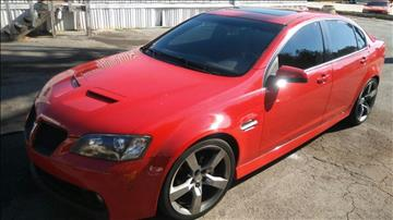 2009 pontiac g8 for sale in conyers ga. Black Bedroom Furniture Sets. Home Design Ideas