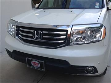 2012 Honda Pilot for sale at Cowboy Toyota in Dallas TX