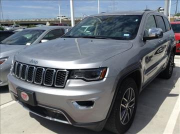 2017 Jeep Grand Cherokee for sale at Cowboy Toyota in Dallas TX