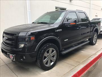 2014 Ford F-150 for sale at Cowboy Toyota in Dallas TX