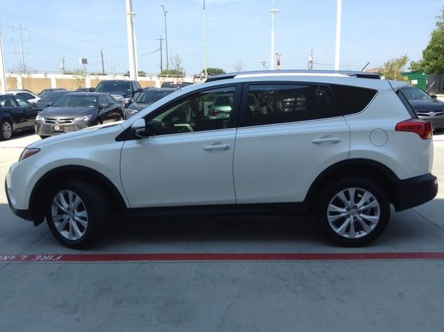 2013 Toyota RAV4 for sale at Cowboy Toyota in Dallas TX