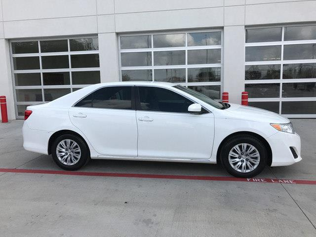 2014 Toyota Camry for sale at Cowboy Toyota in Dallas TX