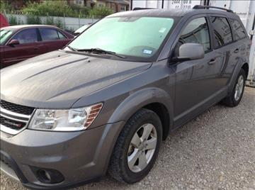 2012 Dodge Journey for sale at Cowboy Toyota in Dallas TX
