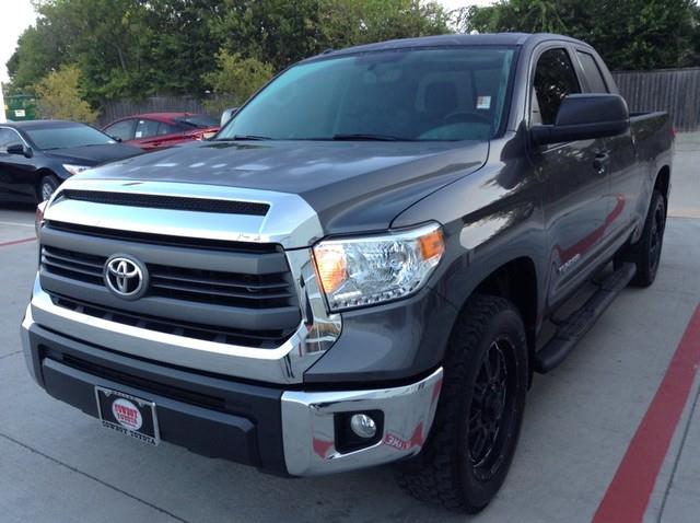 2015 Toyota Tundra for sale at Cowboy Toyota in Dallas TX
