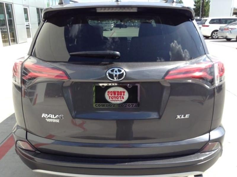 2016 Toyota RAV4 for sale at Cowboy Toyota in Dallas TX