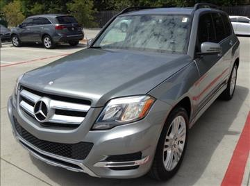 2015 Mercedes-Benz GLK for sale at Cowboy Toyota in Dallas TX
