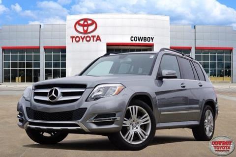 2015 Mercedes-Benz GLK for sale in Dallas, TX