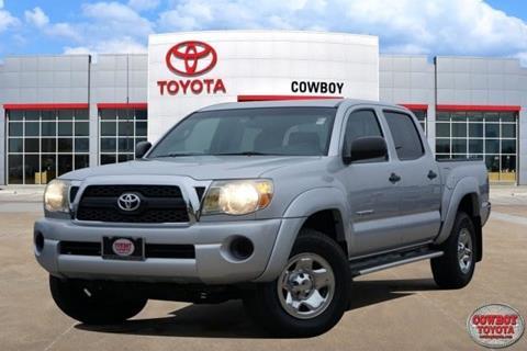 2011 Toyota Tacoma for sale in Dallas, TX
