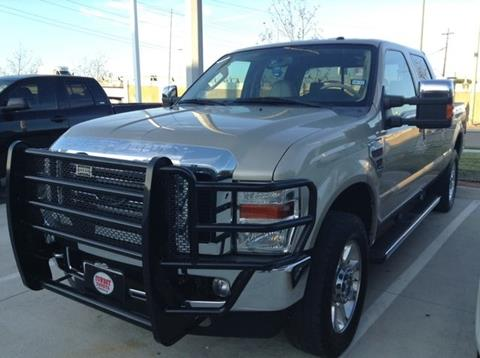 2010 Ford F-250 Super Duty for sale at Cowboy Toyota in Dallas TX