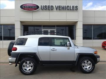 2007 Toyota FJ Cruiser for sale in Dallas, TX