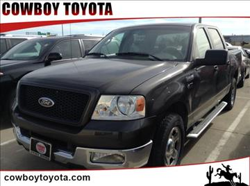 2005 Ford F-150 for sale in Dallas, TX