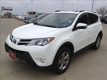 2015 Toyota RAV4 for sale in Dallas, TX