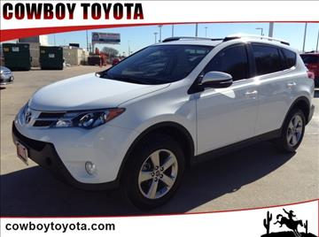 2015 Toyota RAV4 for sale in Dallas, TX