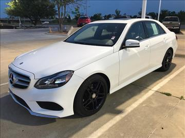 2014 Mercedes-Benz E-Class for sale in Dallas, TX