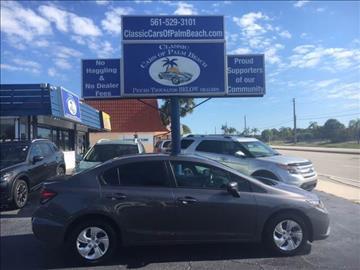 2015 Honda Civic for sale in Jupiter, FL