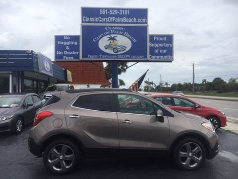 2014 Buick Encore for sale in Jupiter, FL