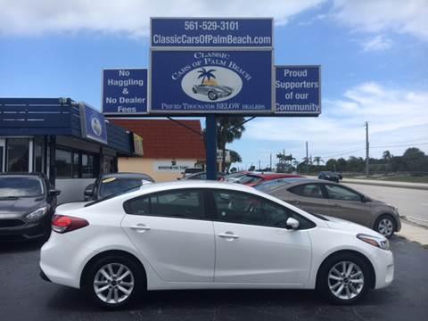 2017 Kia Forte for sale in Jupiter, FL