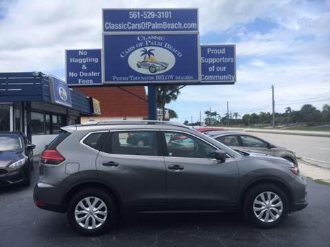 2017 Nissan Rogue for sale in Jupiter, FL