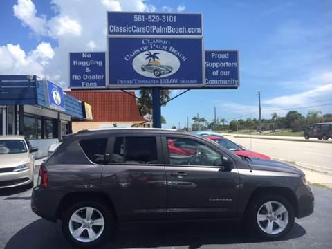 2017 Jeep Compass for sale in Jupiter, FL