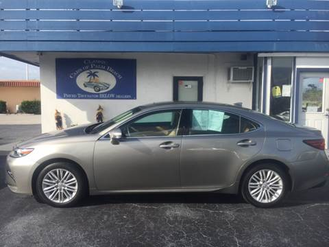 2016 Lexus ES 350 for sale in Jupiter, FL