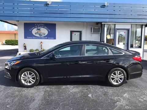 2017 Hyundai Sonata for sale in Jupiter, FL