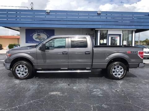 2014 Ford F-150 for sale in Jupiter, FL