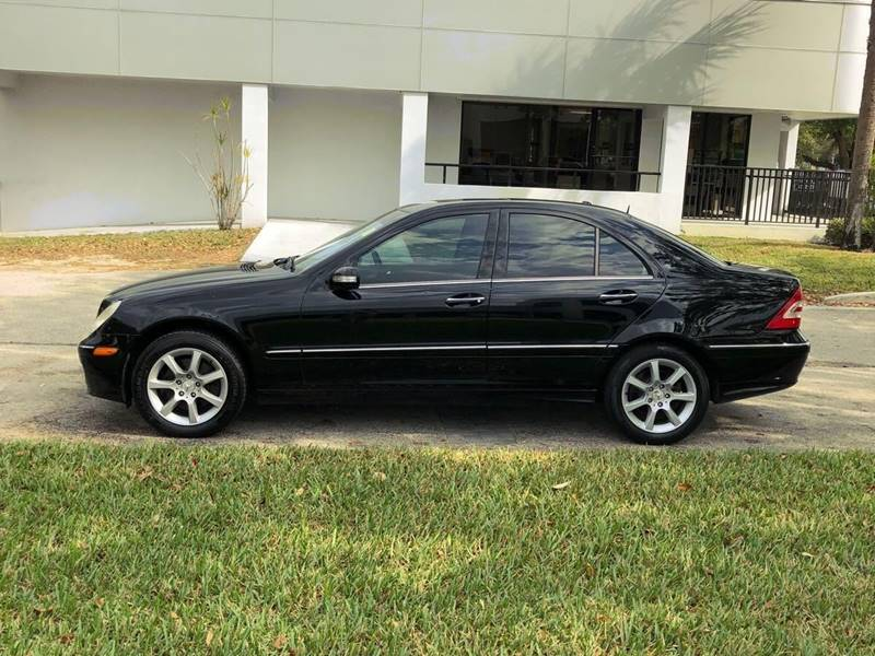 2007 Mercedes-Benz C-Class C 280 Luxury In Jupiter FL - Classic Cars ...