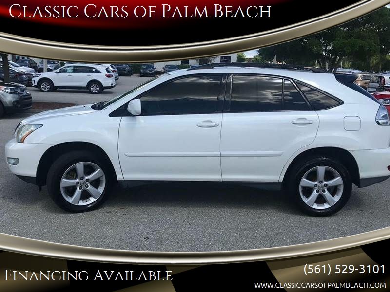 2007 Lexus RX 350 For Sale At Classic Cars Of Palm Beach In Jupiter FL