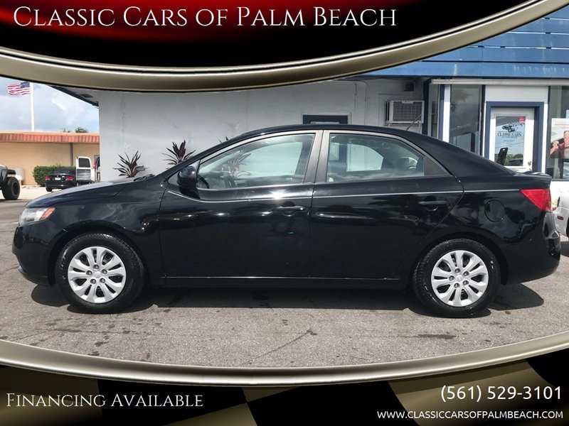 Superior 2010 Kia Forte For Sale At Classic Cars Of Palm Beach In Jupiter FL