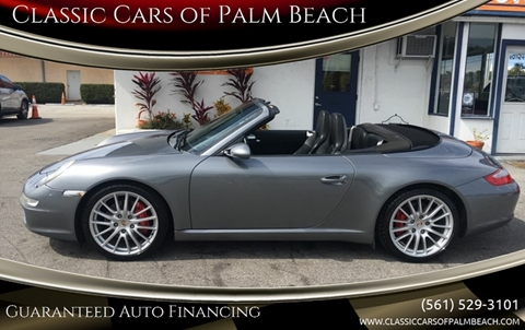 2006 Porsche 911 for sale in Jupiter, FL