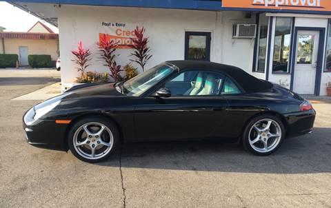 2002 Porsche 911 for sale in Jupiter, FL