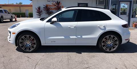 2017 Porsche Macan for sale in Jupiter, FL