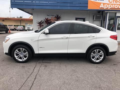 2016 BMW X4 for sale in Jupiter, FL