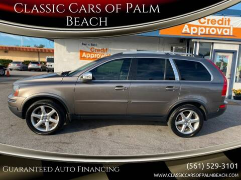 2009 Volvo XC90 for sale at Classic Cars of Palm Beach in Jupiter FL