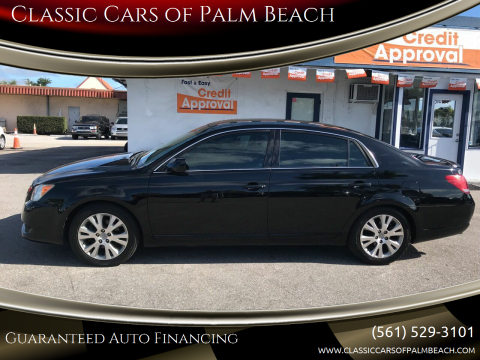 2008 Toyota Avalon Touring for sale at Classic Cars of Palm Beach in Jupiter FL