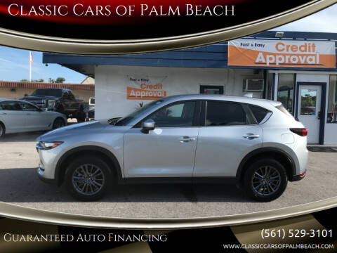 2020 Mazda CX-5 for sale at Classic Cars of Palm Beach in Jupiter FL