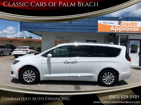2019 Chrysler Pacifica for sale at Classic Cars of Palm Beach in Jupiter FL