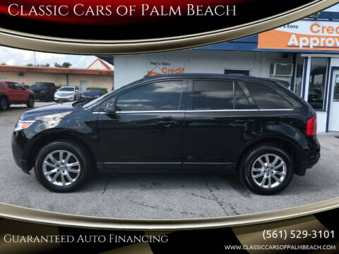 2014 Ford Edge for sale at Classic Cars of Palm Beach in Jupiter FL