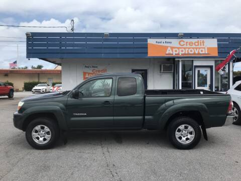 2009 Toyota Tacoma for sale at Classic Cars of Palm Beach in Jupiter FL