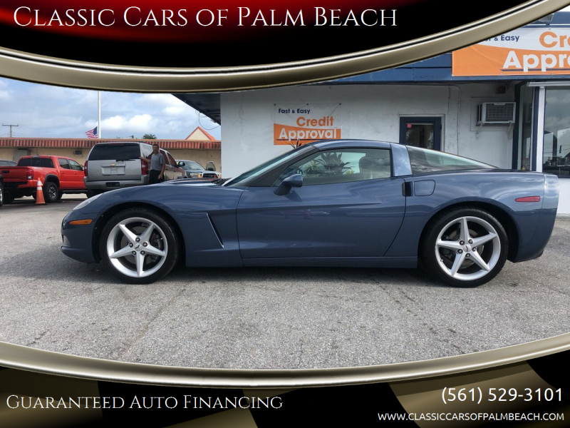 2011 Chevrolet Corvette for sale at Classic Cars of Palm Beach in Jupiter FL