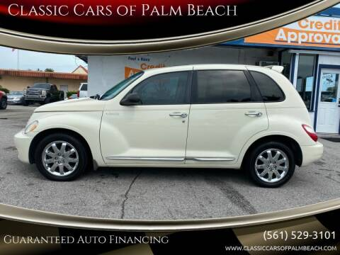 2006 Chrysler PT Cruiser for sale at Classic Cars of Palm Beach in Jupiter FL