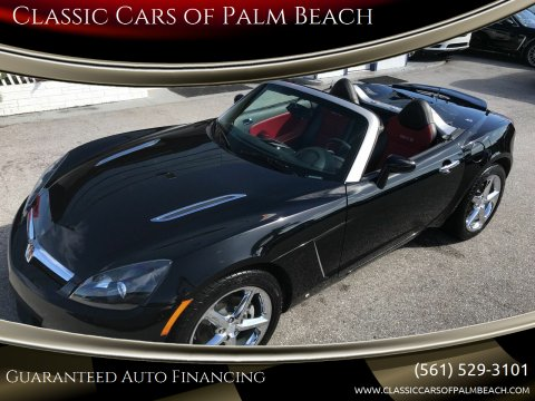 2008 Saturn SKY for sale at Classic Cars of Palm Beach in Jupiter FL