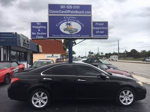 2009 Lexus ES 350 for sale in Jupiter, FL