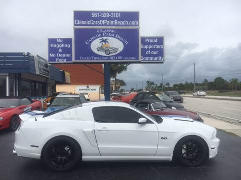2014 Ford Mustang for sale in Jupiter, FL