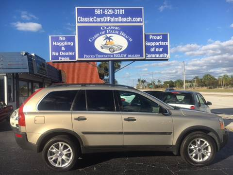 2004 Volvo XC90 for sale in Jupiter, FL