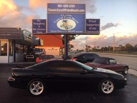 1998 Chevrolet Camaro for sale in Jupiter, FL
